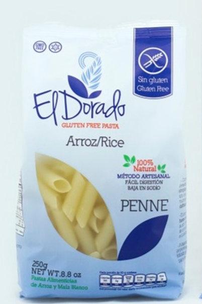 El Dorado Pasta de Arroz Blanco, Gluten Free 250g