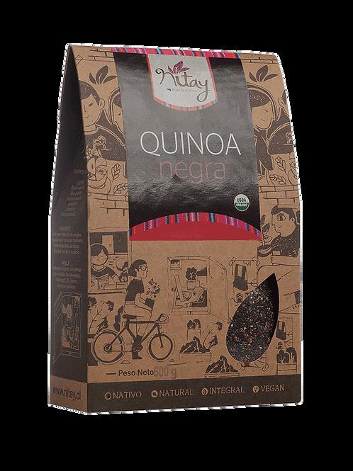 Quinoa Negra 500 g