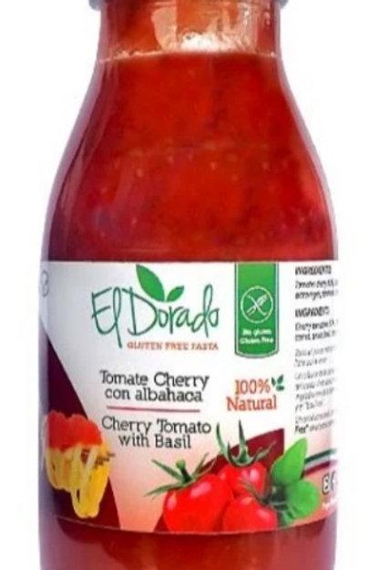 Salsa tomate sin gluten El Dorado