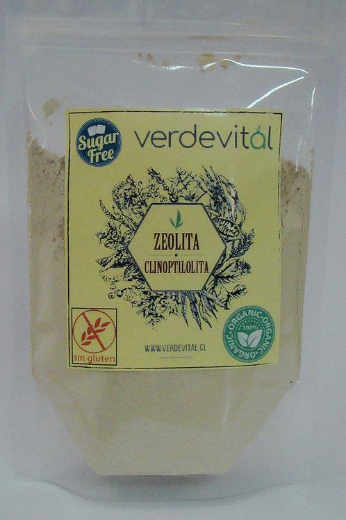 Zeolita Clinoptilolita 200g Verdevital