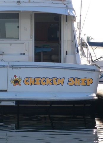 Dirty boat names
