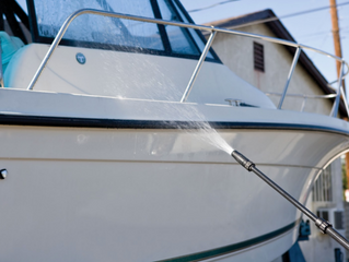How To Clean Your Boat