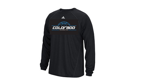 adidas Climalite L/S Tee