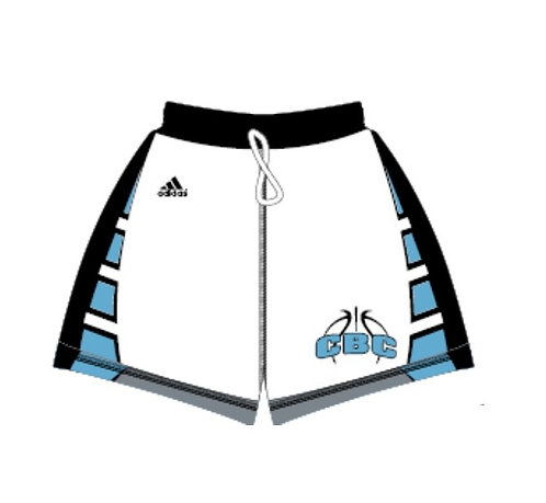 Men's Cut Reversible Game Shorts (shorts only)