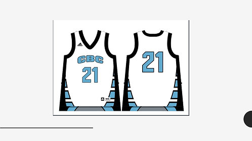 CBC Game Jersey (top only)