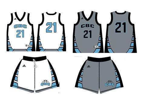Middle School Uniform Set
