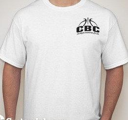 Cotton Short Sleeve T-Shirt - CBC logo
