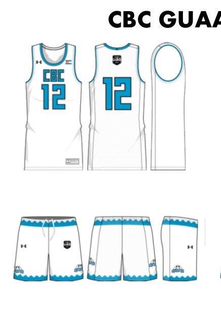 UA CBC Home Uniform