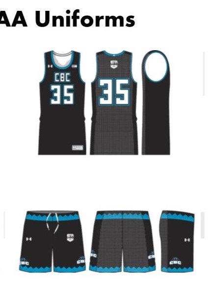 UA CBC Away Uniform