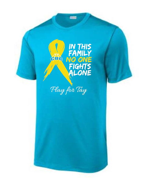"""""""Play for Tay"""" T-shirt"""