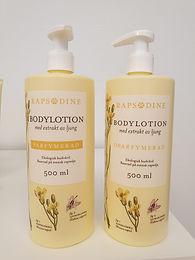 Rapsodine bodylotion