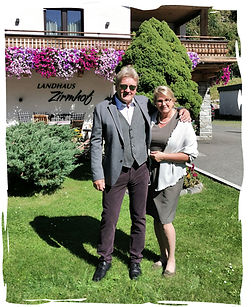 Gastgeber Stefan & Monika Eder