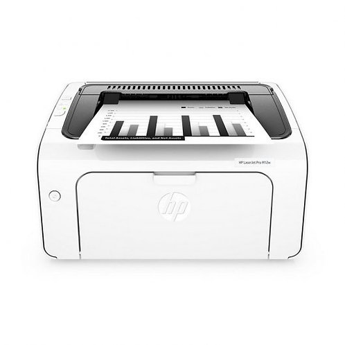 HP LaserJet Pro M12a Impresora Láser Monocromo Blanca