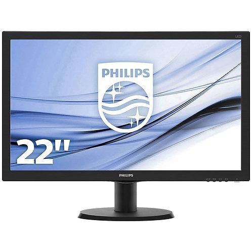 """Philips 223V5LSB2 21.5"""" LED"""