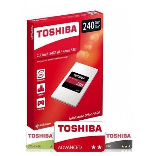 SSD 240gbToshiba A100