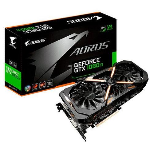 Gigabyte GTX1080 Ti Aorus 11gb