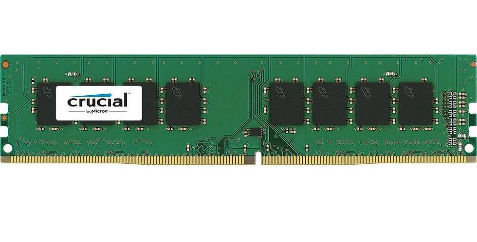 módulo DDR4 2133 Crucial 8Gb