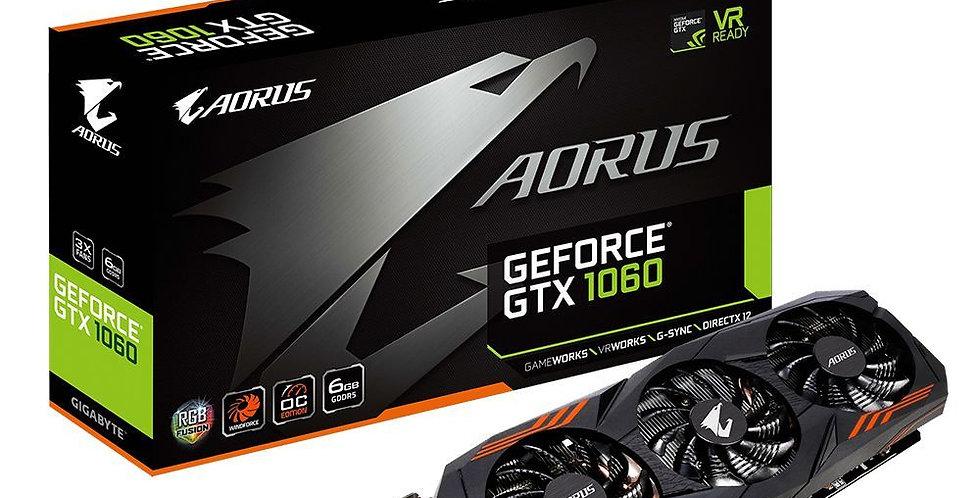 Gigabyte GTX1060 Aorus 6Gb GDDR5