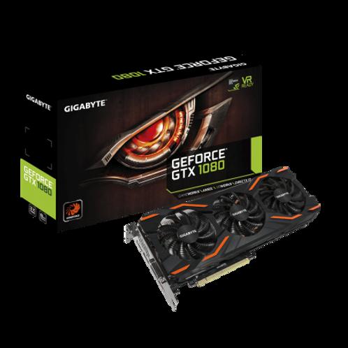 Gigabyte Nvidia GTX1080 Windforce 8gb