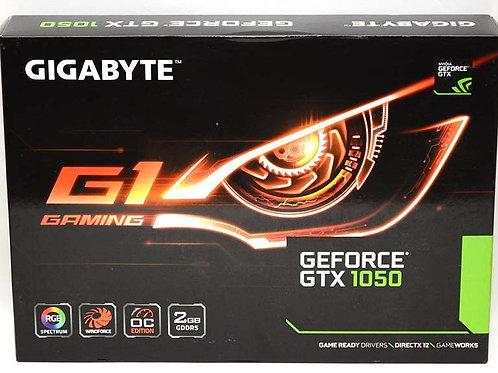 Gigabyte Nvidia GTX1050Ti 4gb