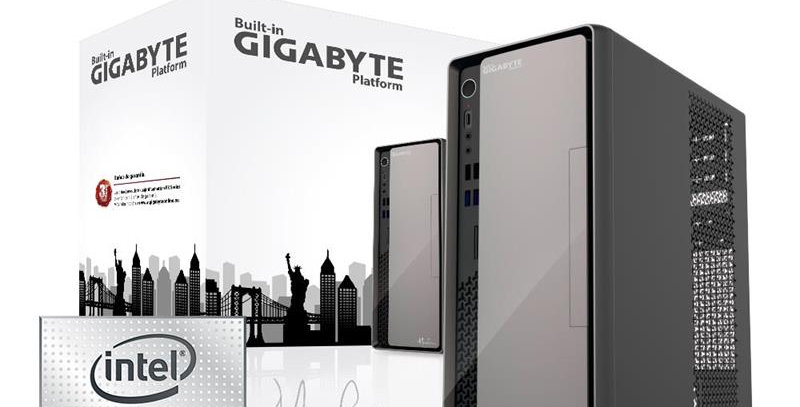 ORDENADOR PB GIGABYTE MANHATTAN I3 10100/8GB/SSD480G