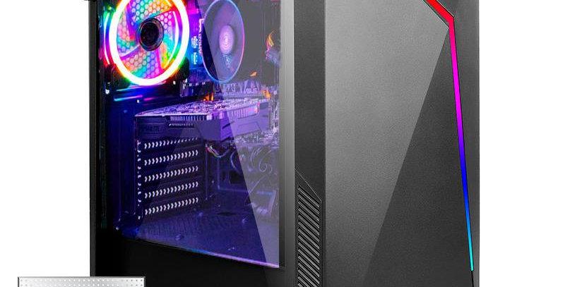 ORDENADOR GAMING ANTEC NX300 RGB 9TH I7 10700/16GB/SSD240+1TB/700W/W10PRO