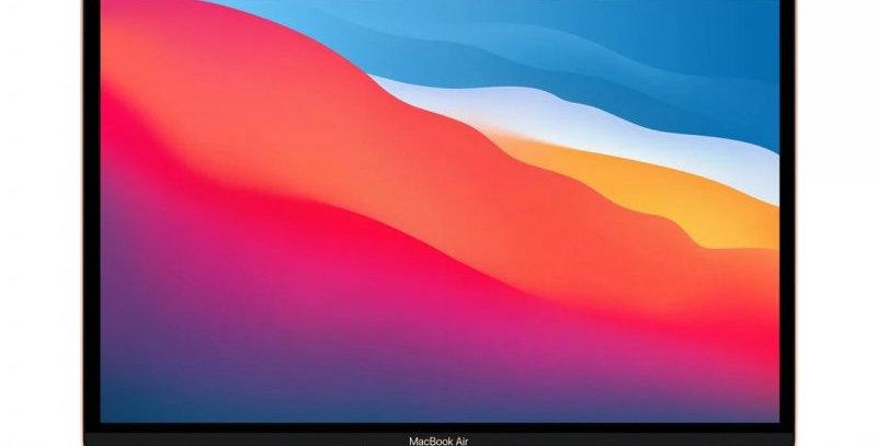 "Apple MacBook Air Apple M1/8GB/256GB SSD/13.3"" Oro"