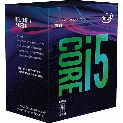 intel i5-9400F lga1151 2.9ghz
