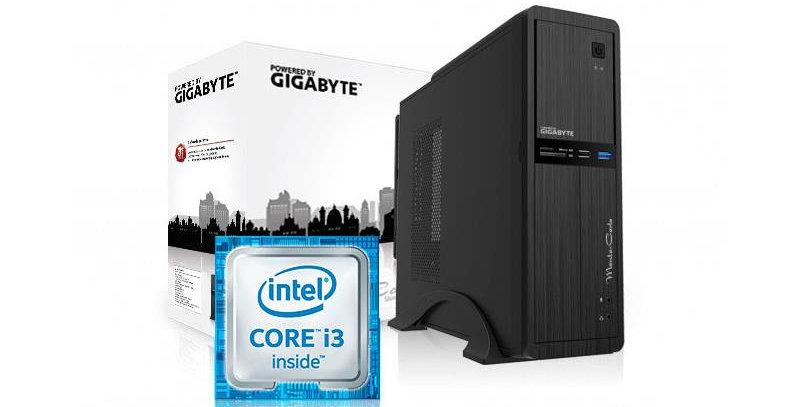 ORDENADOR PB GIGABYTE MONTECARLO I3 10100/8GB/SSD240GB