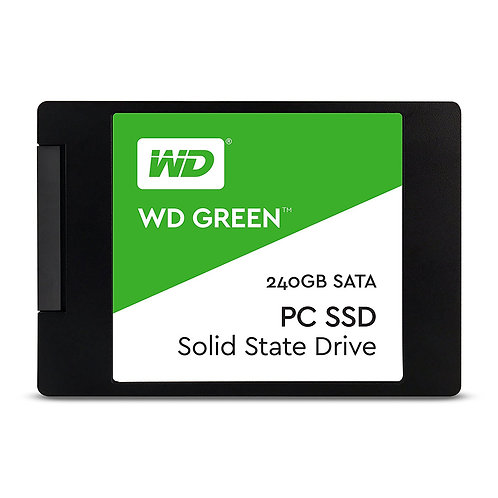 SSD Western Digital Green 240