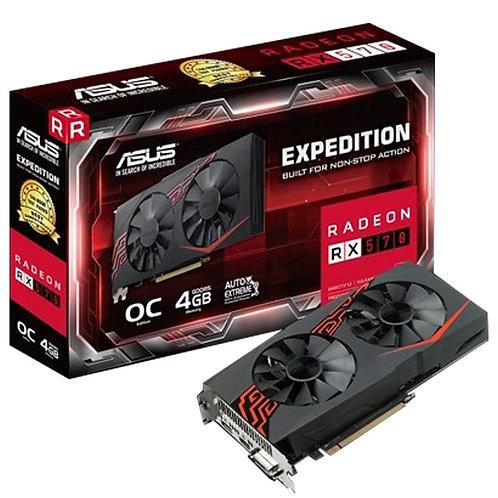 Asus AMD RX570 4gb GDDR5