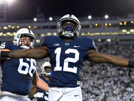 We Are..Back!   The Story of the 2016 Penn State Nittany Lions