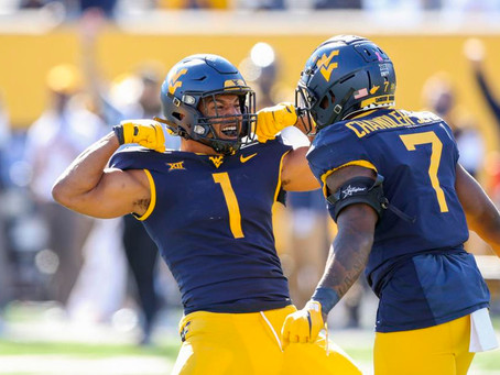 West Virginia Can Win the Big 12