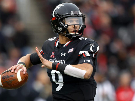 Is Cincy a Lock for the NY6 Bowl?