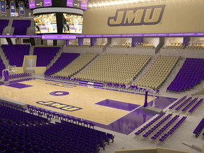 Byington Quickly Changes JMU Men's Hoops