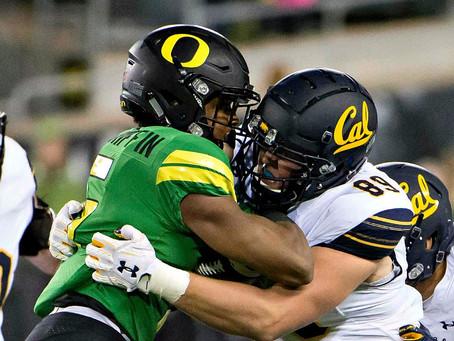 Oregon vs California Preview