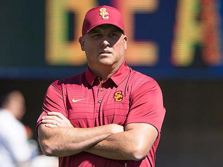 If USC Doesn't Win Out, Clay Helton is Gone