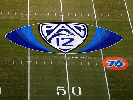 PAC12 Championship Covid Style
