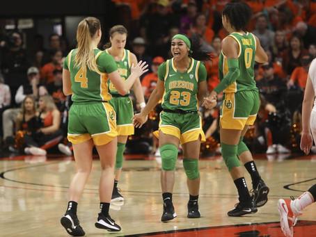 Oregon WBB: Season Preview