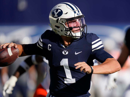 BYU Must Crush Houston Tonight