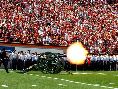 "Will VT cannon ""Skipper"" trigger UVA students?"