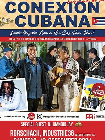 Conexion Cubana Live Concert