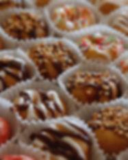 Donut junkie. 🍩🍩🍩🍩_#bbsbabydonuts #m