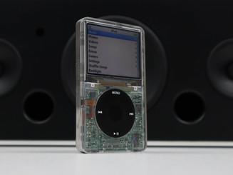 Custom Transparent MP3 Player