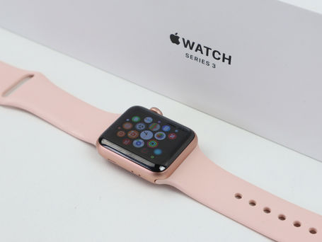 Apple Watch S3 Badly Damaged (After)