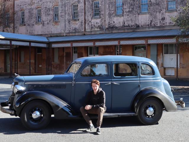 My Restored 1935 Dodge