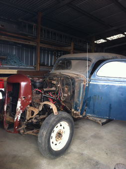 Dodge (Pre Restored) - Front