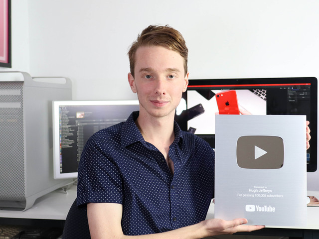 100K Subscriber Award