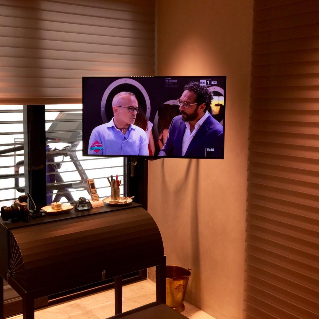 Lugano : TV Studio