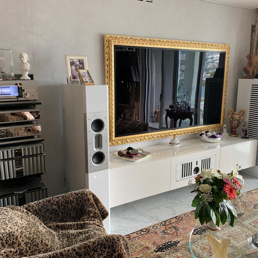 Lugano-Paradiso : State of the art audio & video sound